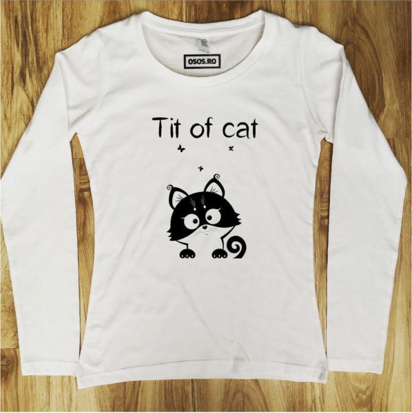 Bluza dama - Tit of cat [0]