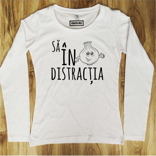 Bluza dama - Sa inceapa distractia 0