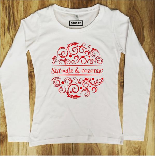 Bluza dama - Sarmale & cozonac [0]