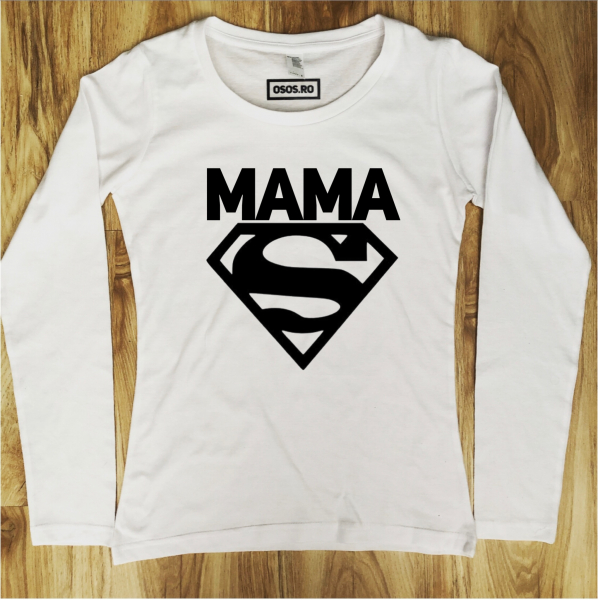 Bluza dama - Super mama 0