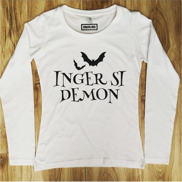 Bluza dama - Inger si demon [0]