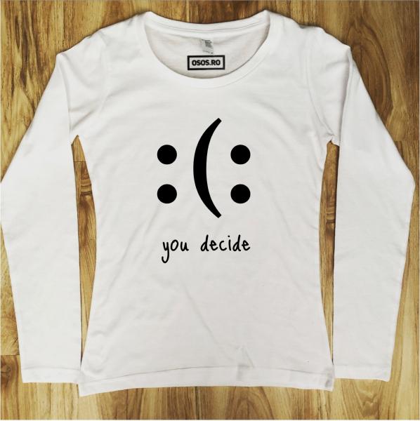 Bluza dama - You decide 0