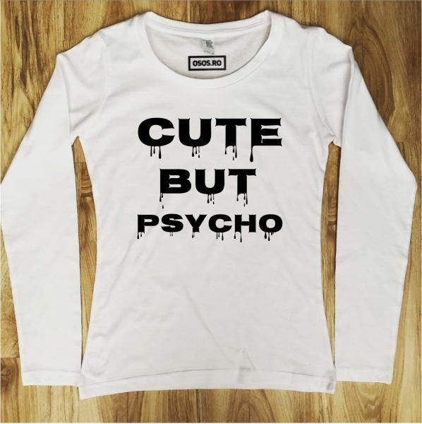 Bluza dama - Cute but psycho [0]