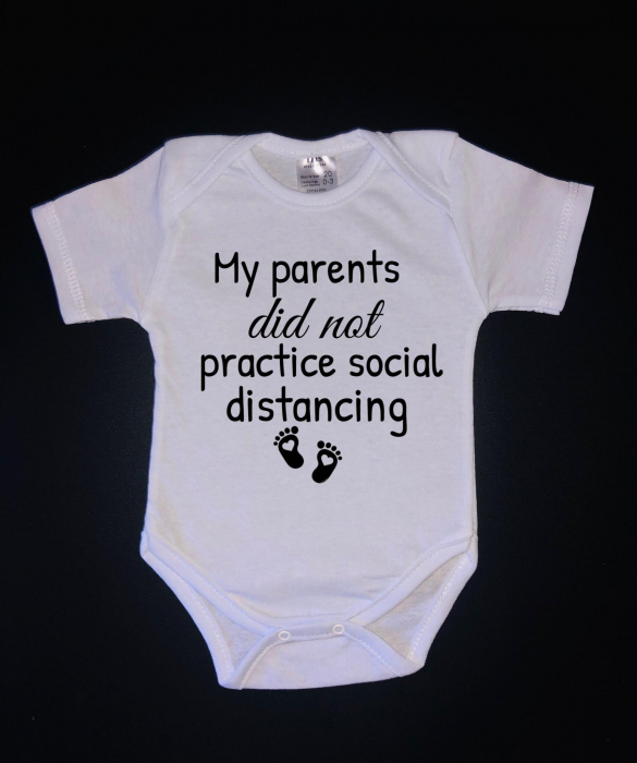 Body copii - My parents did non practice social distancing [0]