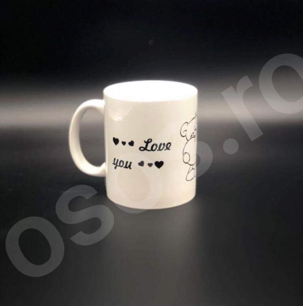 Cană personalizată - Love you! 0