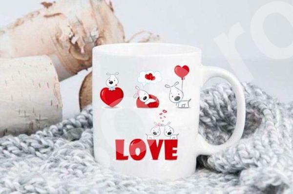 Cană personalizată - Love 0