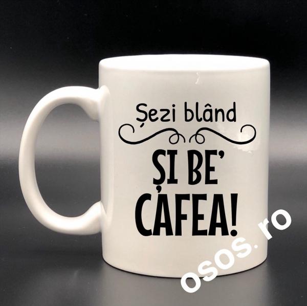 Cana personalizata - Sezi bland si be' cafea [0]
