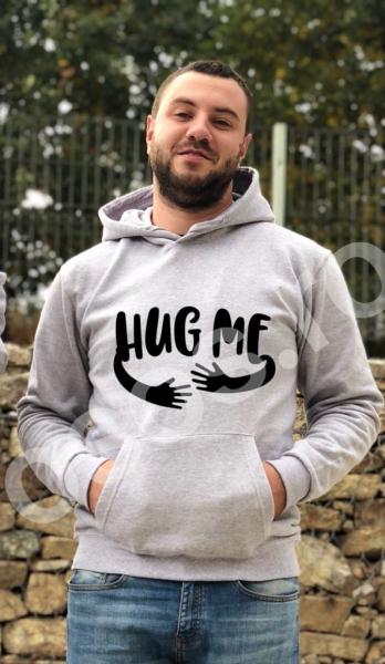 Hanorac bărbaţi - Hug me 0