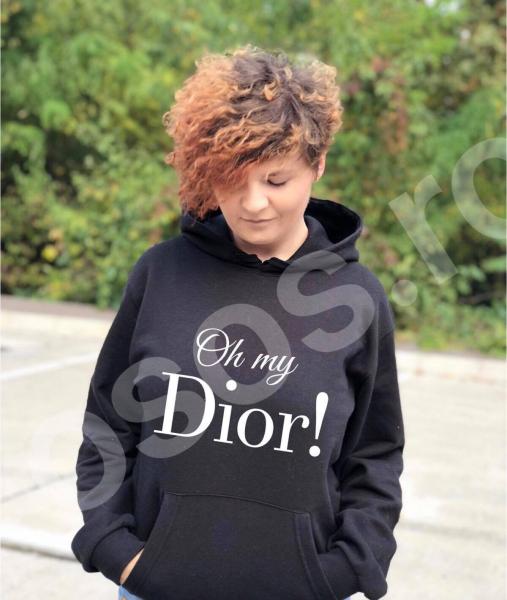 Hanorac damă - Oh my Dior! 0