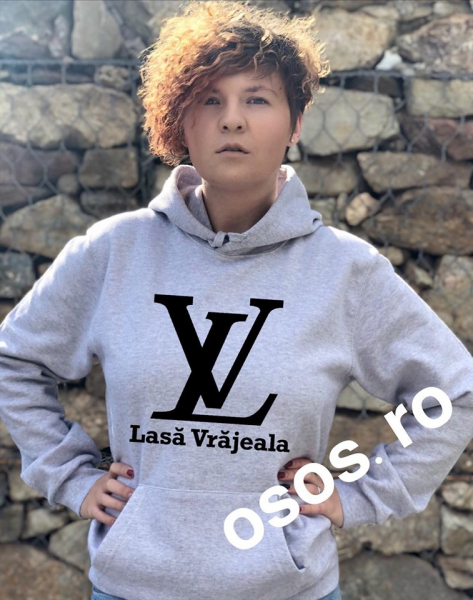Hanorac personalizat damă - Lasa Vrajeala [0]