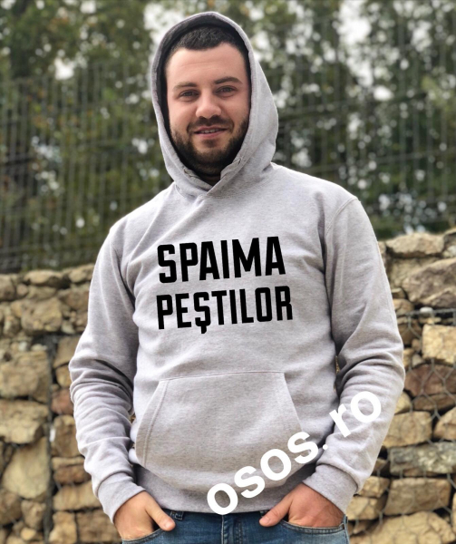 Hanorac pescar - Spaima Pestilor 0