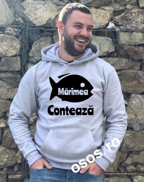 Hanorac pescar - Marimea conteaza [0]