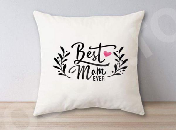 Pernă - Best mom ever 0