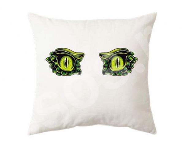 Pernă - Cat eyes 0