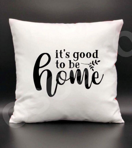 Pernă - It's good to be home 0