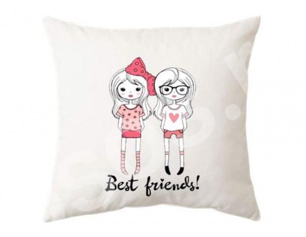 Pernă - Best friends! 0