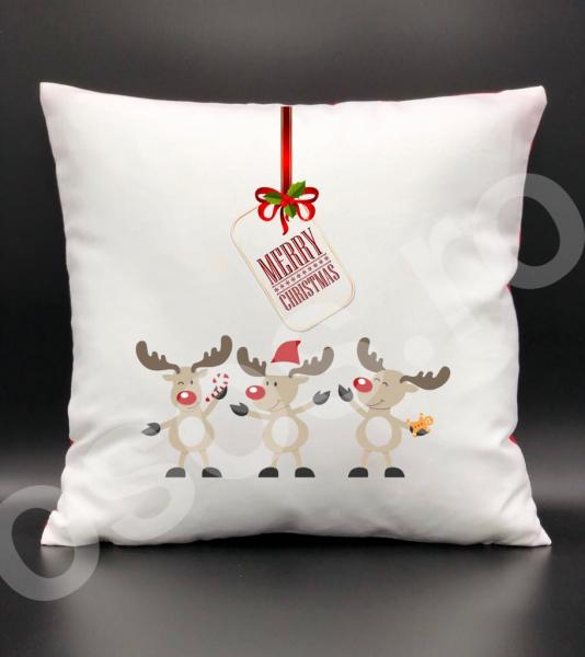 Pernă - Merry Christmas*** 0