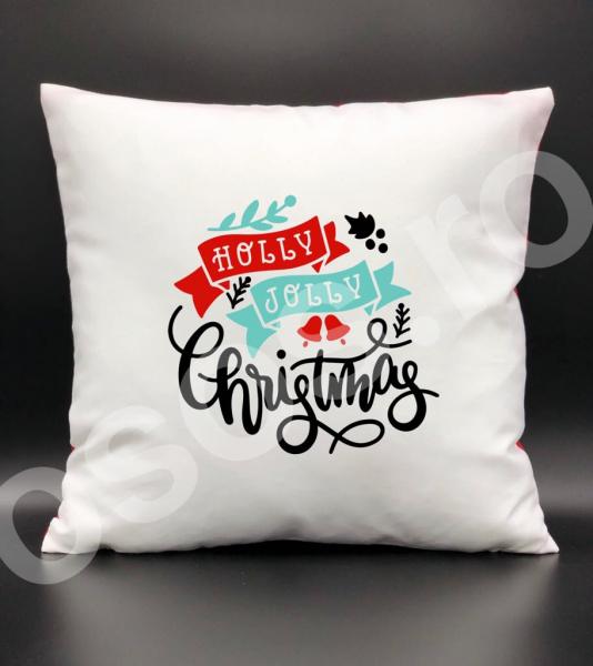 Pernă - Holly Jolly Christmas [0]