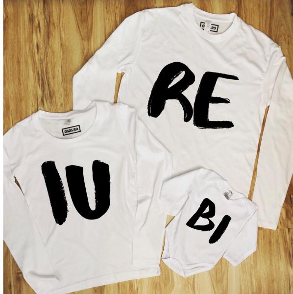 Set Bluze Familie - Iu Bi Re [0]