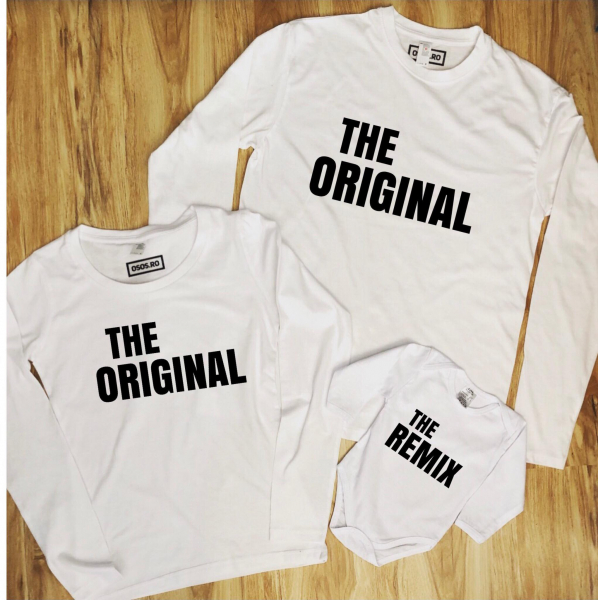 Set Bluze Familie - The original. The remix [0]