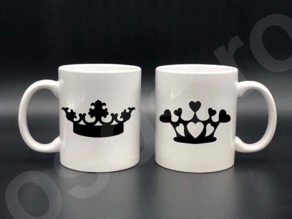 Set căni personalizate - Crowns 0