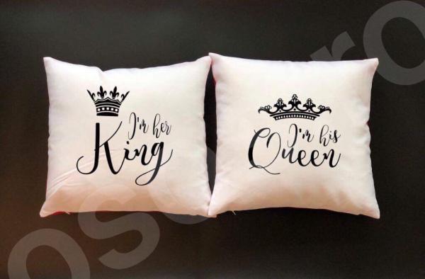 Set perne - King & Queen [0]