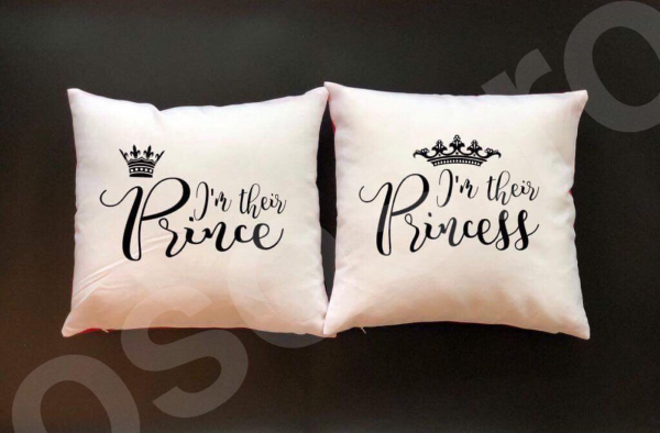 Set perne - Prince & Princess 0