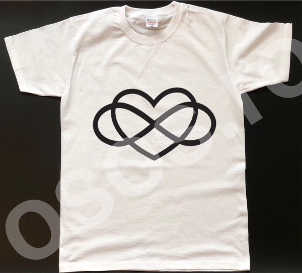 Tricou bărbătesc personalizat - Infinite love 0