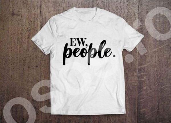Tricou bărbătesc - EW, people 0