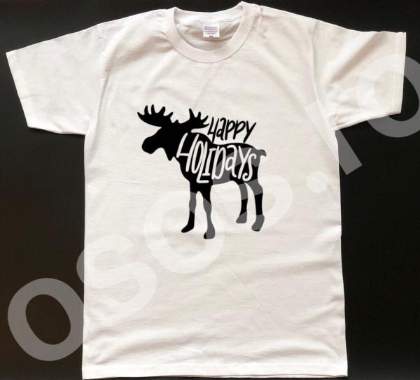 Tricou bărbătest - Happy holidays 0