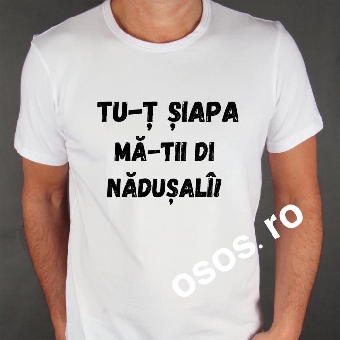 Tricou bărbătesc - Tu-T Siapa Ma-Tii Di Nadusali [0]