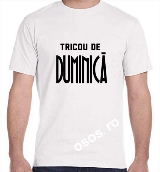 Tricou barbatesc - Tricou de duminica [0]