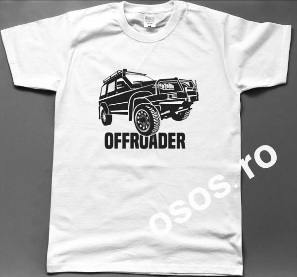 Tricou barbatesc - Offroader [0]