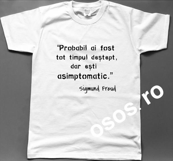 Tricou barbatesc - Probabil ai fost tot timpul destept, dar esti asimptomatic 0