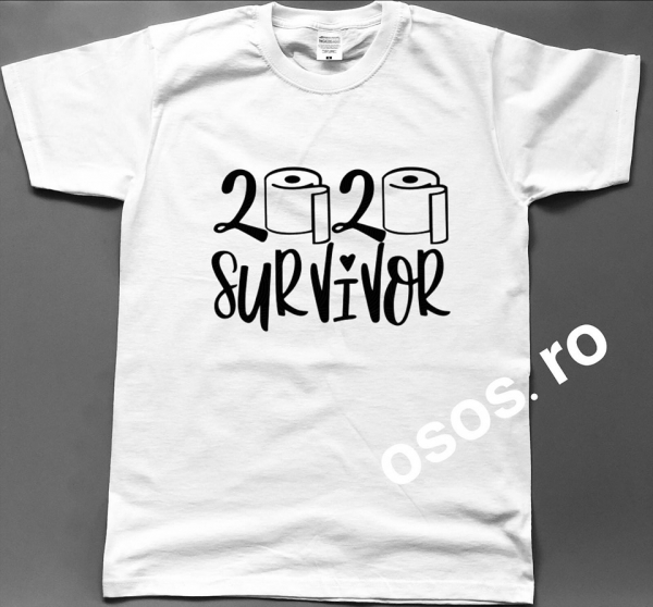 Tricou barbatesc - Survivor 2020 0