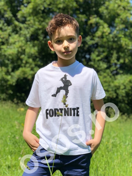 Tricou personalizat copii - Fortnite 0