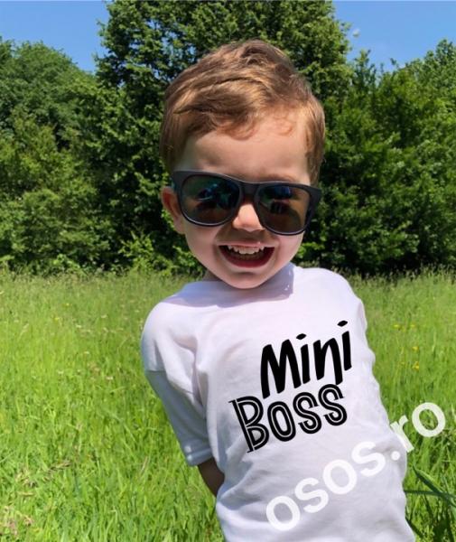 Tricou copii - Mini boss 0