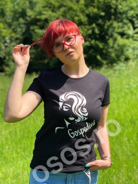Tricou damă - Gospodivă 0