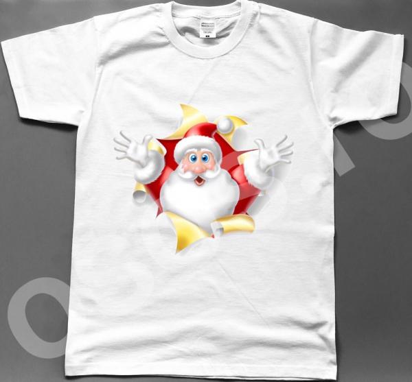 Tricou bărbătest - Ho! Ho! Ho! 0