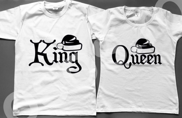 Set triouri - King & Queen 0