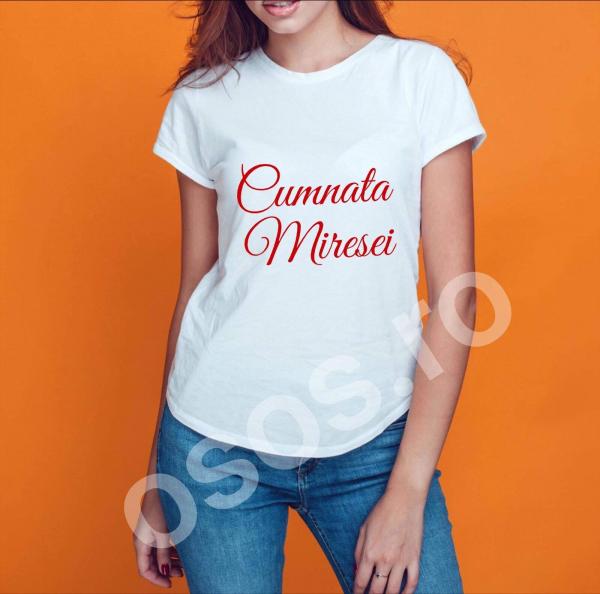 Tricou damă personalizat - Cumnata miresei 0