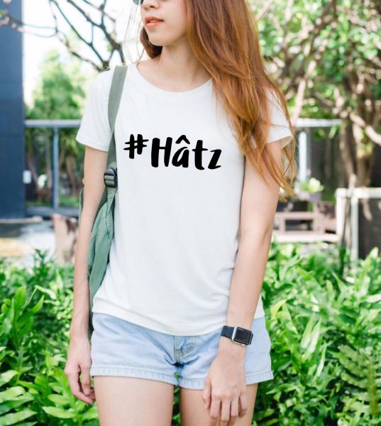 Tricou damă personalizat - Hâtz 0