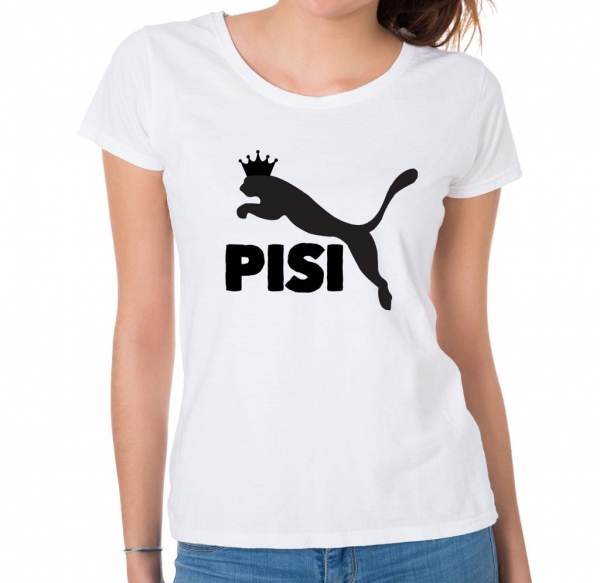 Tricou damă personalizat - Pisi 0
