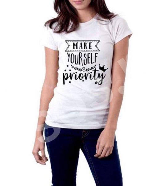Tricou damă - Priority 0