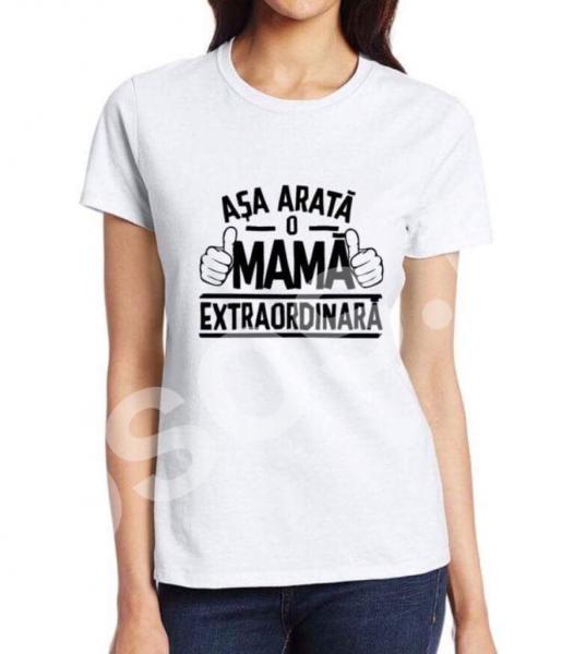 Tricou damă - Aşa arată o mamă extraordinară [0]