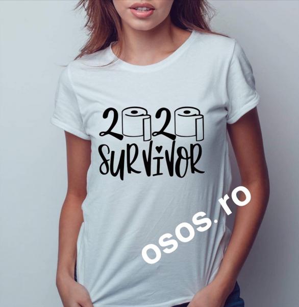 Tricou dama - Survivor 2020 0
