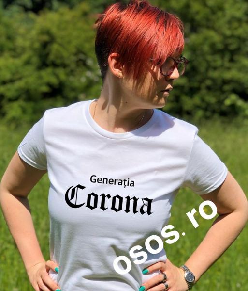 Tricou dama - Generatia Corona [0]