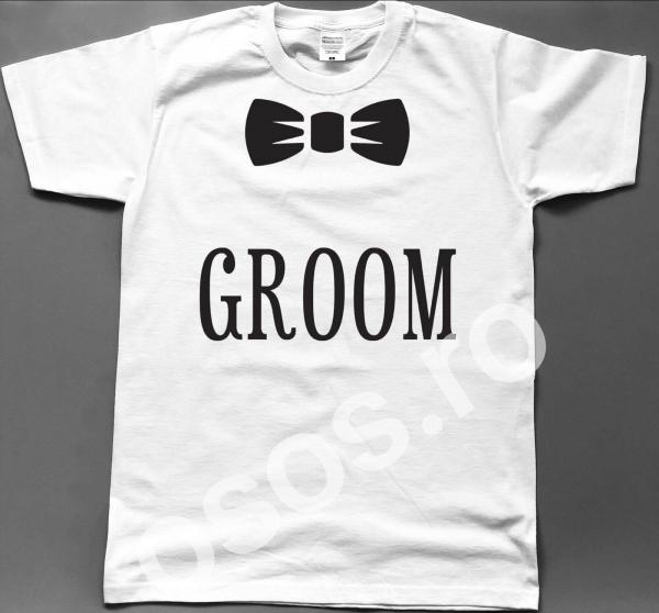 Tricou personalizat bărbătesc - Mire 0