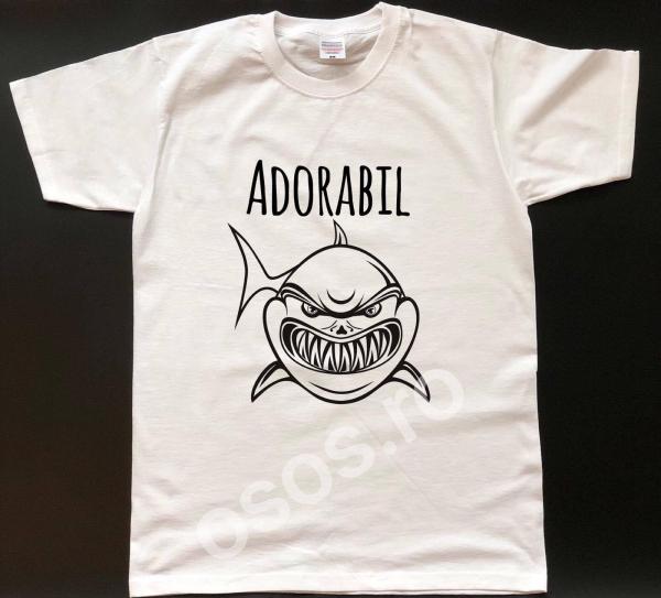 Tricou personalizat bărbătesc - Adorabil 0