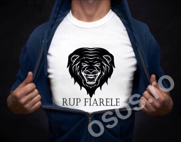 Tricou personalizat bărbătesc - Rup fiarele [0]